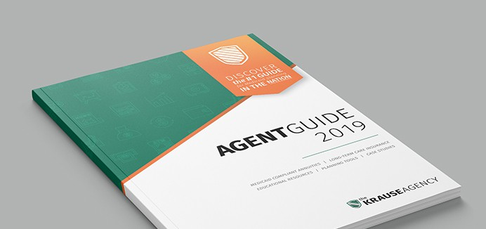 2019 Agent Guide on a Flat Surface