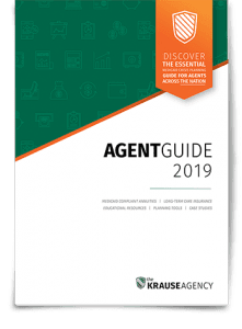 2019 Agent Guide cover