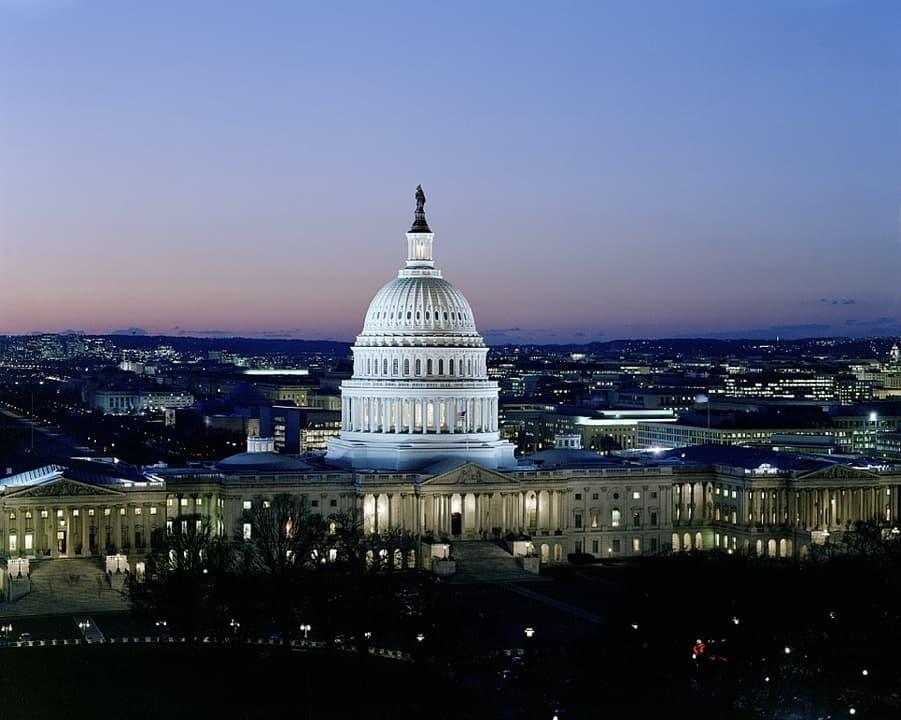 Washingon D.C. Capitol building